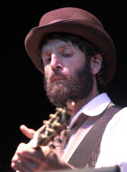 Ray Lamontagne Photograph - Ray Lamontagne by Concert Photos