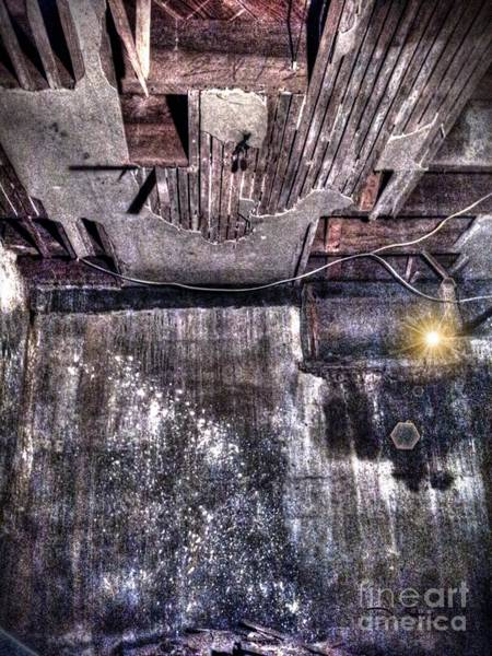Cellar Digital Art - Ray Of Hope by Dan Stone