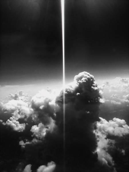 Mesosphere Photograph - Ray Of Light by Mark J Dunn