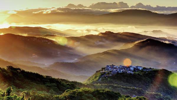 Taiwan Photograph - Rays by Chenning.sung @ Taiwan