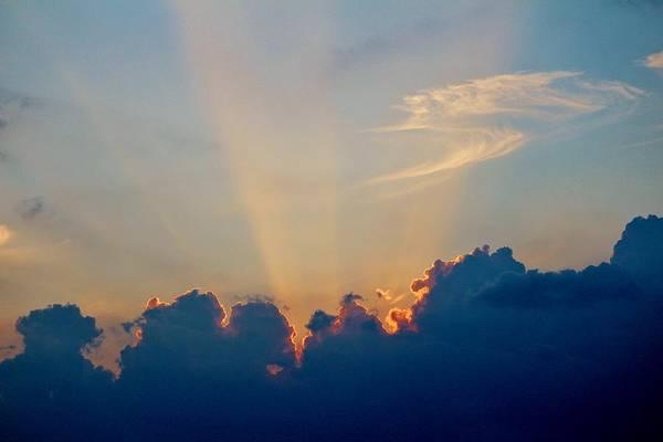 Photograph - Rays Of Hope by Cynthia Guinn