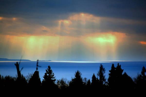Photograph - Rays Of Light by Jeremiah John McBride