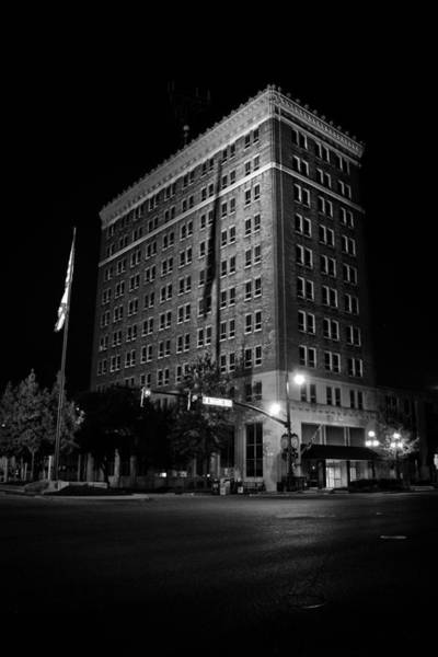 Photograph - Rbc Bank Building In T-town by Ben Shields