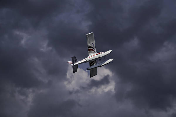 Wall Art - Photograph - Rc Float Plane 2 by Thomas Young