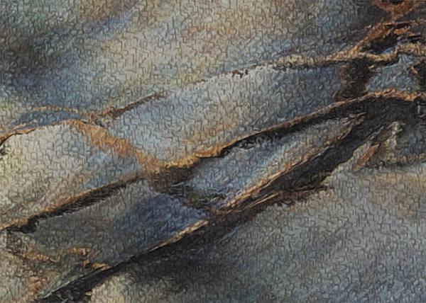 Perennial Painting - Reach by Jack Zulli