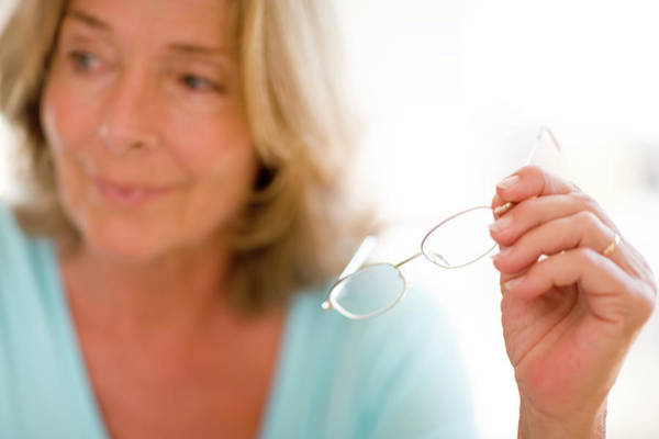 Wall Art - Photograph - Reading Glasses by Ian Hooton/science Photo Library