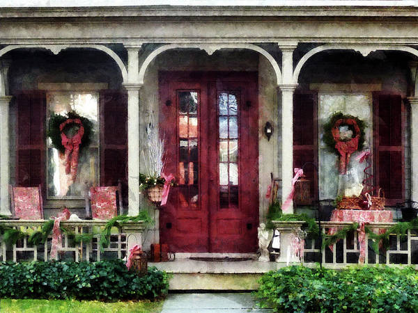 Photograph - Ready For Christmas by Susan Savad