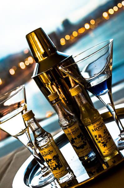 Photograph - Ready For Drinks by Sotiris Filippou