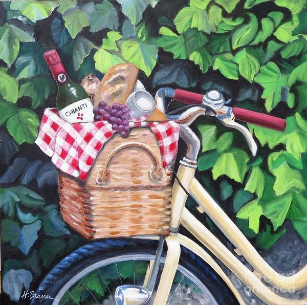Holly Brannan Wall Art - Painting - Ready For Romance by Holly Bartlett Brannan