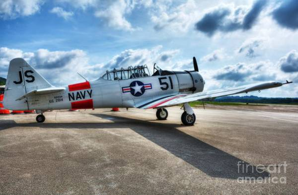 Photograph - Ready For Takeoff 2 by Mel Steinhauer