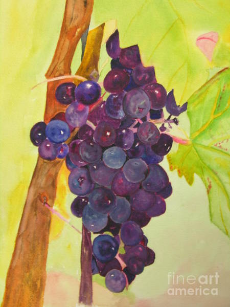 Painting - Ready For The Harvest by Peggy Dickerson