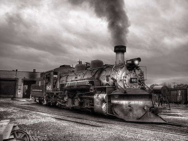 K-36 Photograph - Ready For Work by Ken Smith