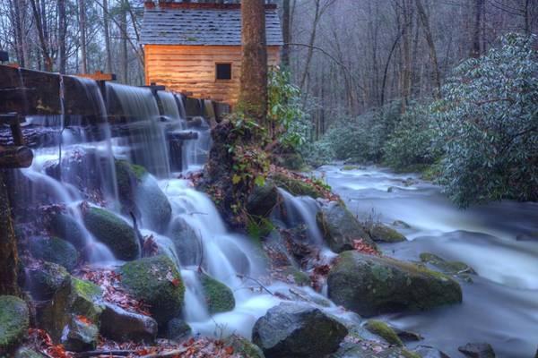 Photograph - Reagan's Mill by Doug McPherson