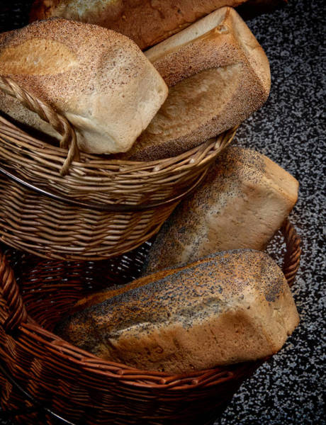 Wall Art - Photograph - Real Bread by Odd Jeppesen
