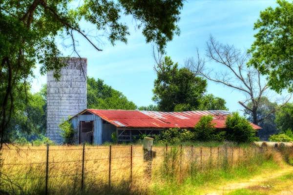 Photograph - Real Country by Barry Jones
