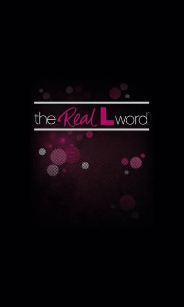 Reality Digital Art - Real L Word - Flashy Logo by Brand A