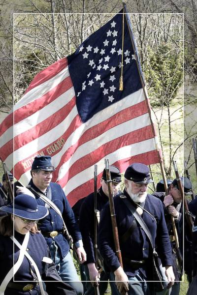 Photograph - Rebel Flag by Alice Gipson