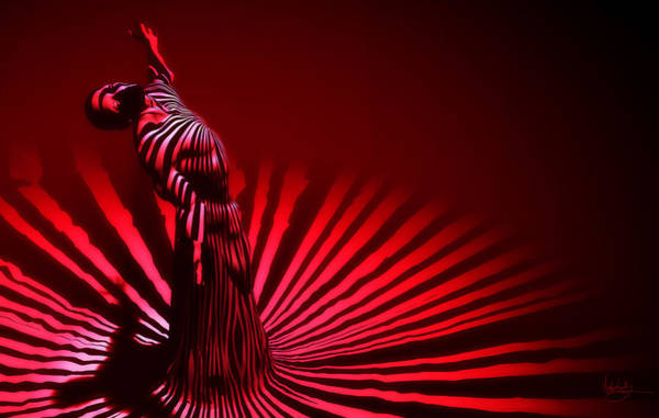 Digital Art - Reborn by Matt Lindley
