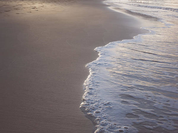 Photograph - Receding Tide by Trever Miller