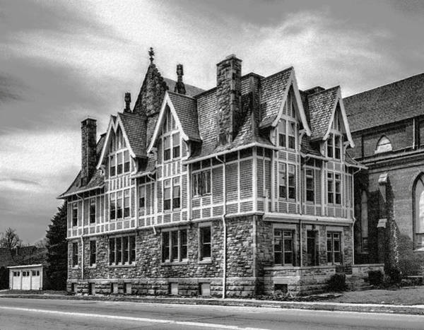 Photograph - Rectory   7p00961 by Guy Whiteley