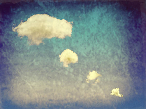 Wall Art - Photograph - Recycled Clouds by Amanda Elwell