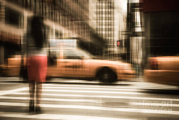 Photograph - Red 1 by Hannes Cmarits
