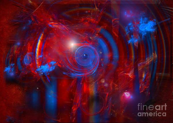 Painting - Red by Alexa Szlavics
