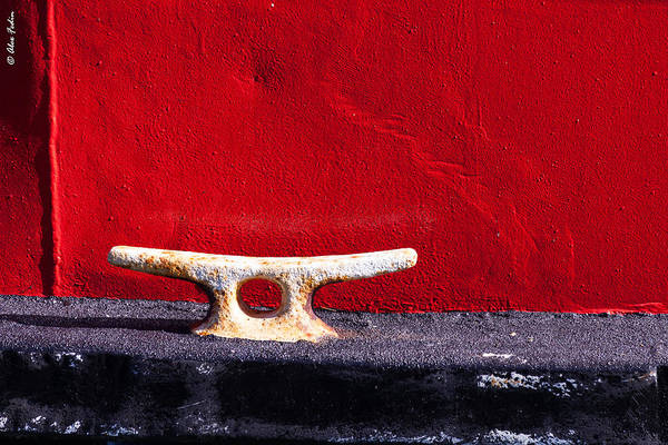Photograph - Red by Alexander Fedin