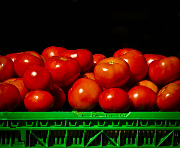 Photograph - Red And Ripe by Christi Kraft