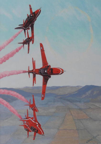 Elaine Jones - Red Arrows