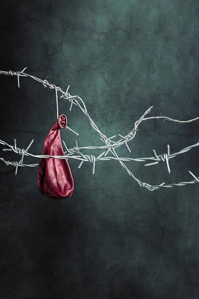 Wall Art - Photograph - Red Balloon by Joana Kruse