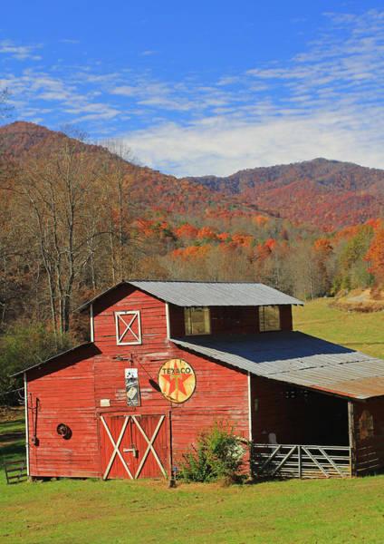 Photograph - Red Barn by Jennifer Robin