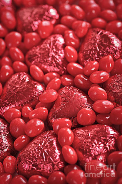 Wall Art - Photograph - Red Candy by Elena Elisseeva