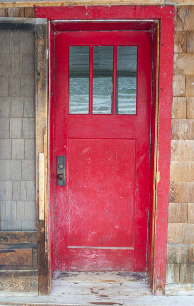 Photograph - Red  Entry by Fran Riley