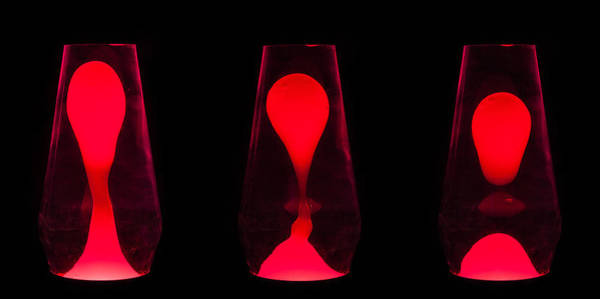 Liquify Photograph - Red Evolution by Semmick Photo