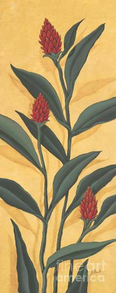 Wall Art - Painting - Red Ginger by Paul Brent