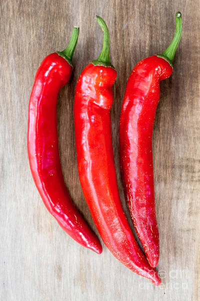 Wall Art - Photograph - Red Hot Chili Peppers by Edward Fielding