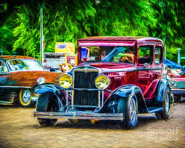 Wall Art - Photograph - Red Hot by Perry Webster