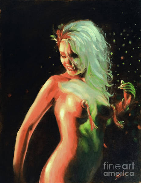 Painting - Red Light Green Light by John Silver