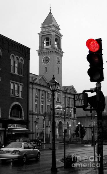 Photograph - Red Light by Patti Whitten