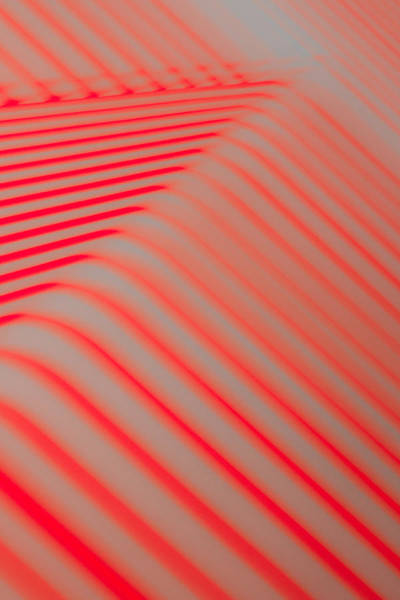 Photograph - Red Lines by Steve DaPonte