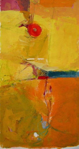 Painting - Red O Red by Cliff Spohn
