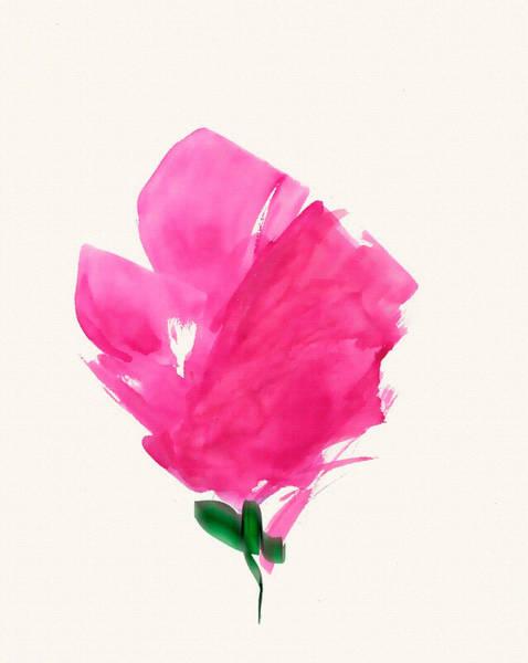 Red Poppy Mixed Media - Red Poppy by Frank Bright