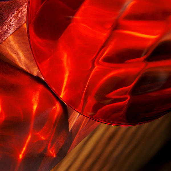Photograph - Red by Rick Mosher