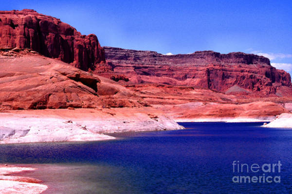 Photograph - Red Rock Blue Sky by Thomas R Fletcher