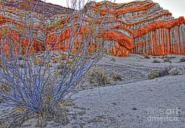 El Paso County Photograph - Red Rock Canyon 2 by Jason Abando