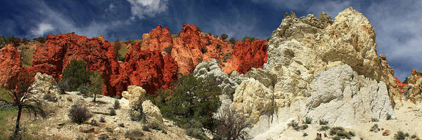 Photograph - Red Rock Canyon by James Eddy