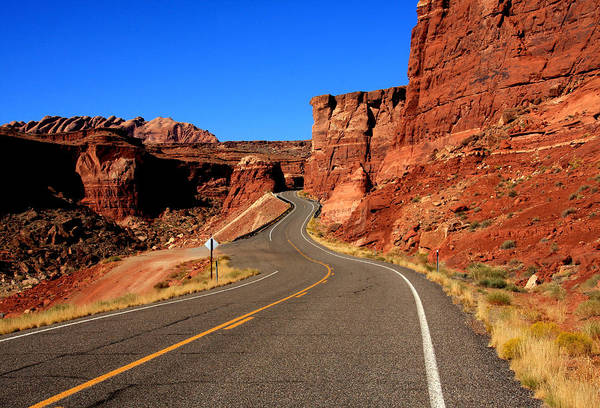 Photograph - Red Rock Country by Aidan Moran