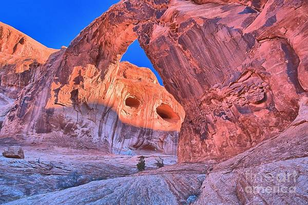 Photograph - Red Rock Rainbow by Adam Jewell
