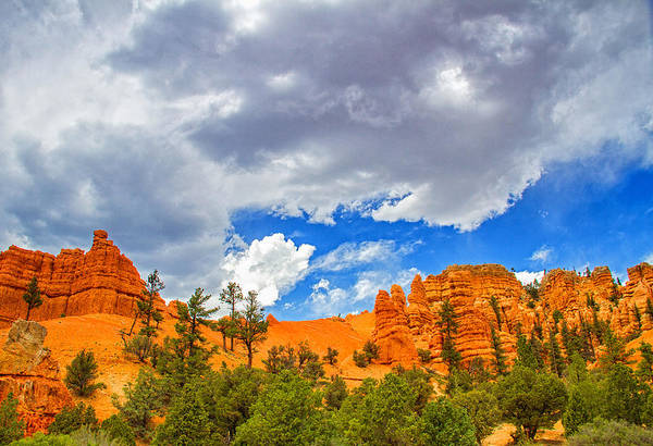 Highway 12 Wall Art - Photograph - Red Rock State Park by Kunal Mehra